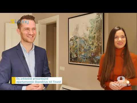 My Living  - Episodi 7//Sezoni 8- Dy arkitekte prezantojne apartamentin skandinav ne Tirane