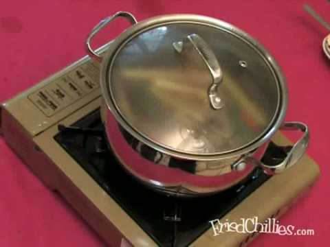 Learning Kitchen | Mini : Steamboat Special