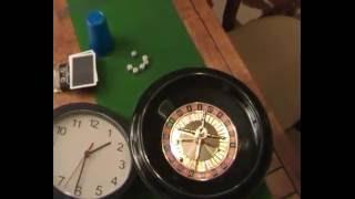 Сеанс одновременной игры - рулетка, карты и игральные кости