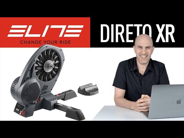 Elite Direto XR Smart Trainer: Details // Ride Review // Lama Lab Test