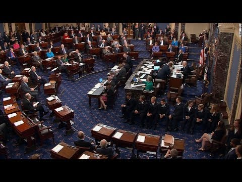 🚨LIVE: US Senate Passes Historic Trump Tax Bill 51-48 12/19/17