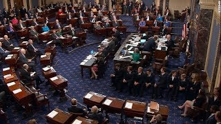 🚨LIVE: US Senate Passes Historic Trump Tax Bill 51-48 12/19/17