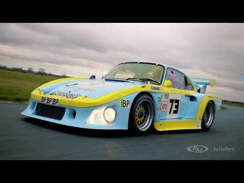 RM Sotheby's Private Sales: 1980 Porsche 935 JLP-2
