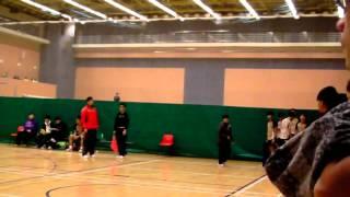 2012-13學界男子排球賽(第一組)決賽長天對拔萃第二、三局