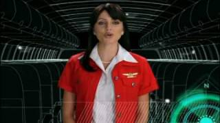 Kingfisher A-330 turbulence safety video