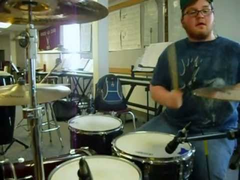 Swan Song - Set It Off (Drum Cover)
