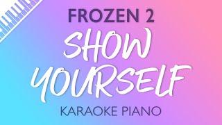 Download lagu Frozen 2 - Show Yourself (Karaoke Piano)