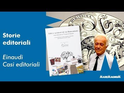 Einaudi - Libri E Scrittori Di Via Biancamano (SUB ENG)
