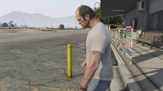 GTA 5 (Xbox 360) Free-Roaming after Story Missions #1 [720p60]