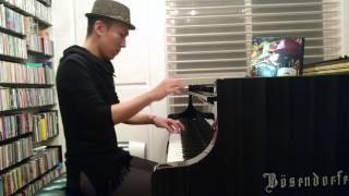 Madonna - Music (Kung's Piano Arrangement)