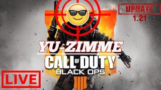 **YU ZIMME** LIVE ** COD-Operation Apocalypse Z -Call Of Duty Black Ops 4+Giveaway!
