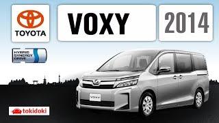 Тойота Вокси - аукционы Японии