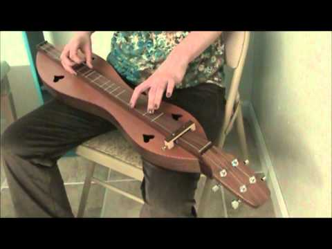 Jessica Comeau- What Put the Blood (Child #13, Edward) Arr. by Jessica Comeau for Mountain Dulcimer