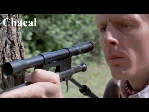 Chacal 1973 (The Day of the Jackal) - Film franco-britannique réalisé par Fred Zinnemann