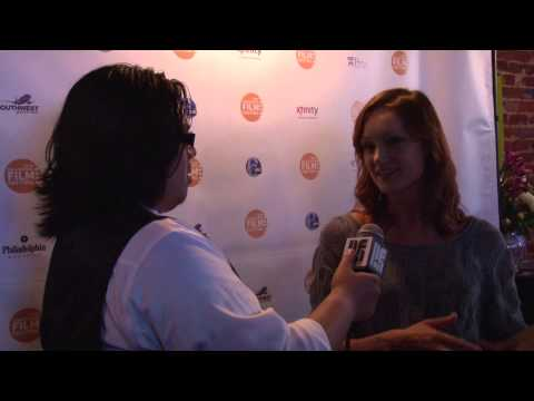 Kerry Bishe Interview @ Philadelphia Film Festival 2013
