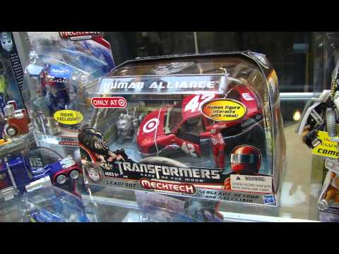BotCon 2011 Transformers Retail Exclusives #1 - Dark of the Moon Deluxes and more!
