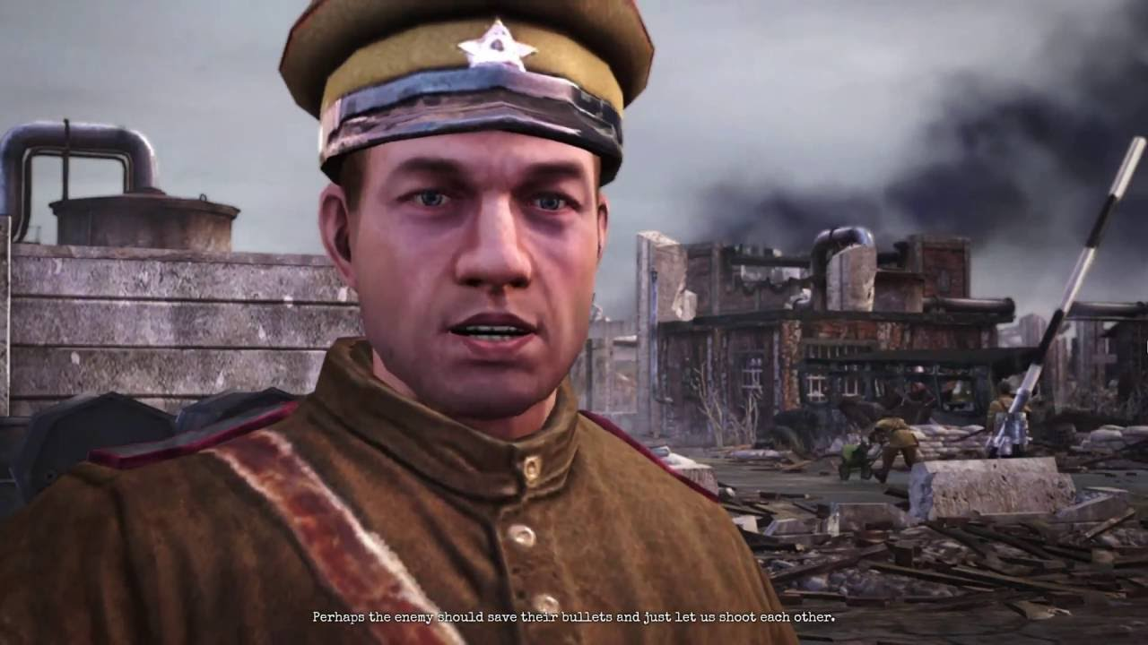 Company Of Heroes 2 - letsplay.live
