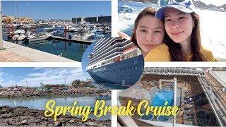 Cruise Vlog 1 | Nieuw Amsterdam | Mexican Riviera