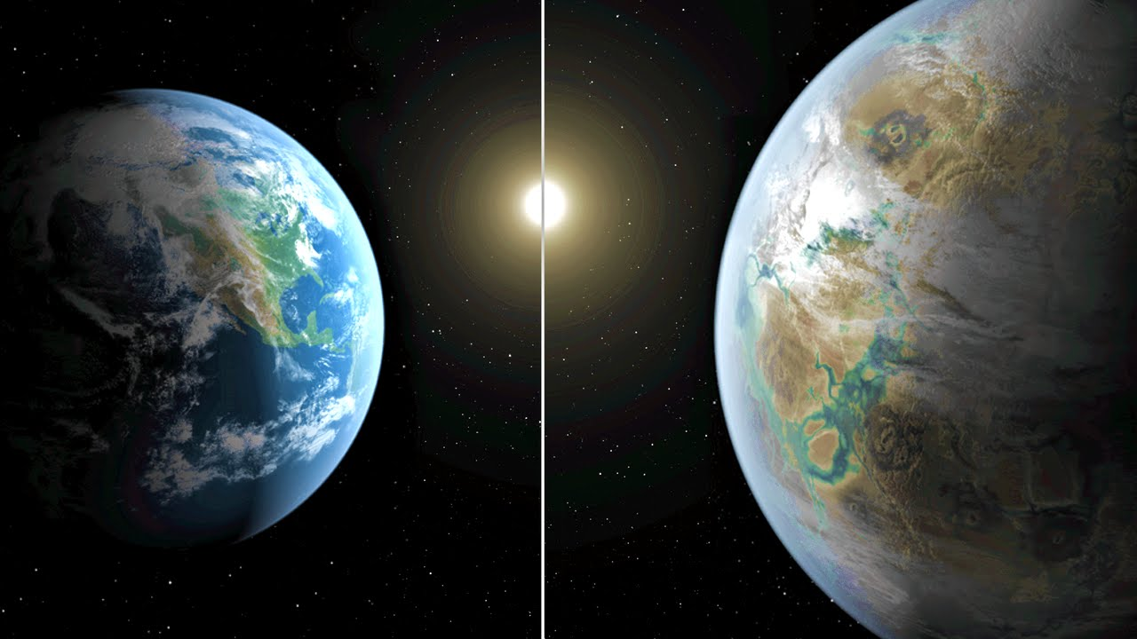Nasa Finds Most Earth Like Planet Yet Youtube