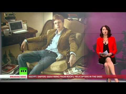 Barrett Brown: 100 Years in Prison for Posting a Link? | Brainwash Update