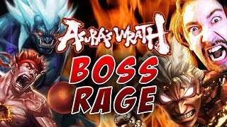 BOSS RAGE! Feat. Evil Ryu & Oni (Asura's Wrath)