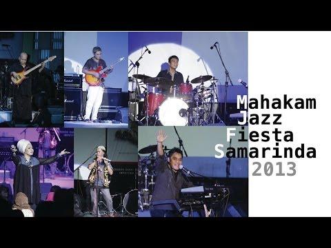 [LIVE] Dwiki Dharmawan feat Rieka Roslan - Si Pantun [Mahakam Jazz Fiesta Samarinda 2013]