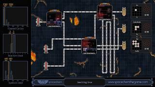 SpaceChem - Smelting Iron (1502/3/103)