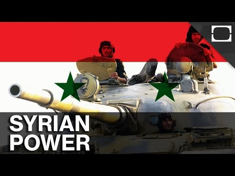 How Powerful is Syria?