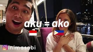 BELAJAR BAHASA TAGALOG !!! Feat. Crisha Uy