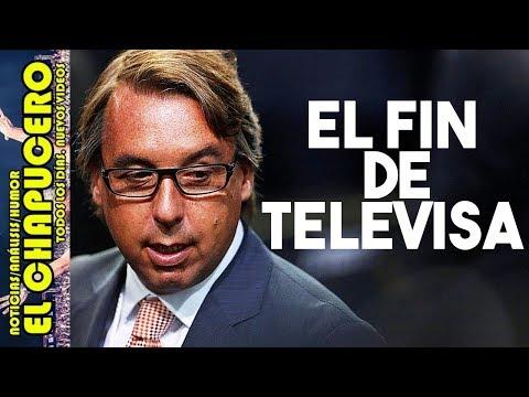SE HUNDEN ACCIONES DE TELEVISA POR DEMANDA COLECTIVA EN USA
