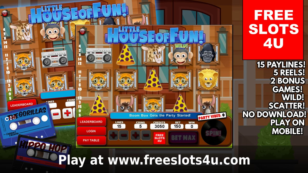 Free Slot U4
