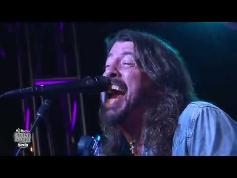 Foo Fighters @ HD Radio Soundspace at KROQ (2017)