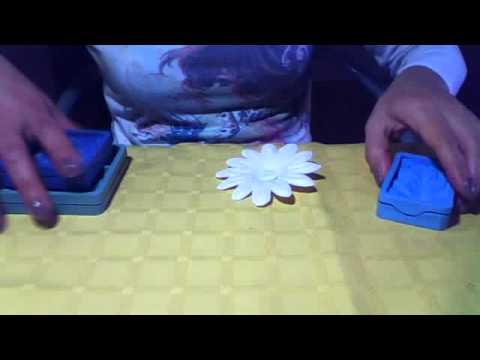 Moldes para hacer flores de goma eva youtube - Flores sencillas de goma eva ...