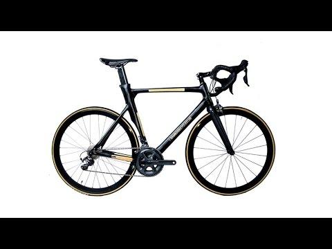 The Aero Bamboo Bike Made From Bamboo Taste Like Carbon Fibre