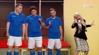 Блондинка і футбол. #ШОУЮРИ 1 сезон 5 випуск