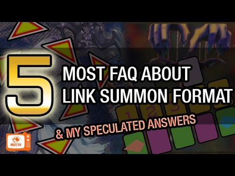 5 Most Asked Questions about Link Summoning (ANSWERS IN THE COMMENT)