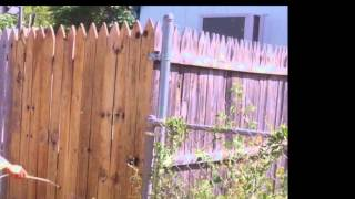 Clean Your Lubbock Fence Today ! ( 806 ) 589-3111