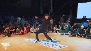 Grzelu vs Eryk | Finał Breaking 12-16lat - Tancbuda Challenge 2019