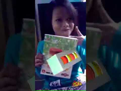 MAGIG BOOK 4D ANIMATION#intan