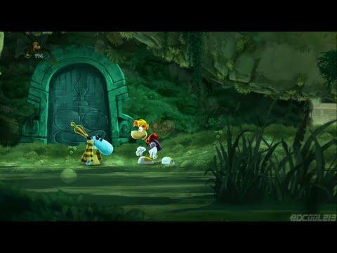 Rayman Legends Wii U Demo - Gameplay Footage