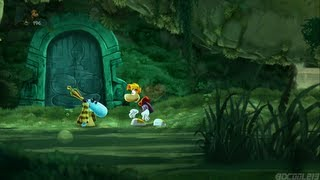 Rayman Legends Wii U Demo - Gameplay Footage