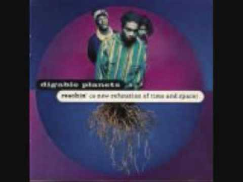 Digable Planets-Last Of The Spiddyocks