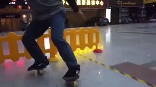 Freeskates compilation - street skating
