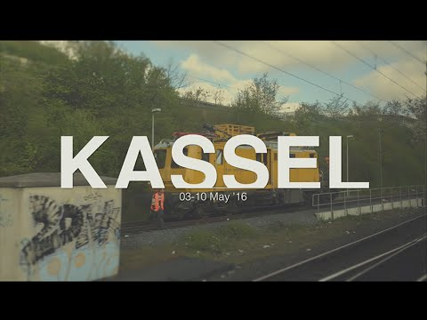 Kassel | Documenta Statd | Early May Trip