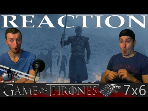 Game of Thrones S07E06 'Beyond the Wall' Reaction / Review
