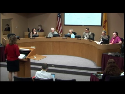 Las Cruces Public School Board Special Meeting (Work Session) 11/7/17