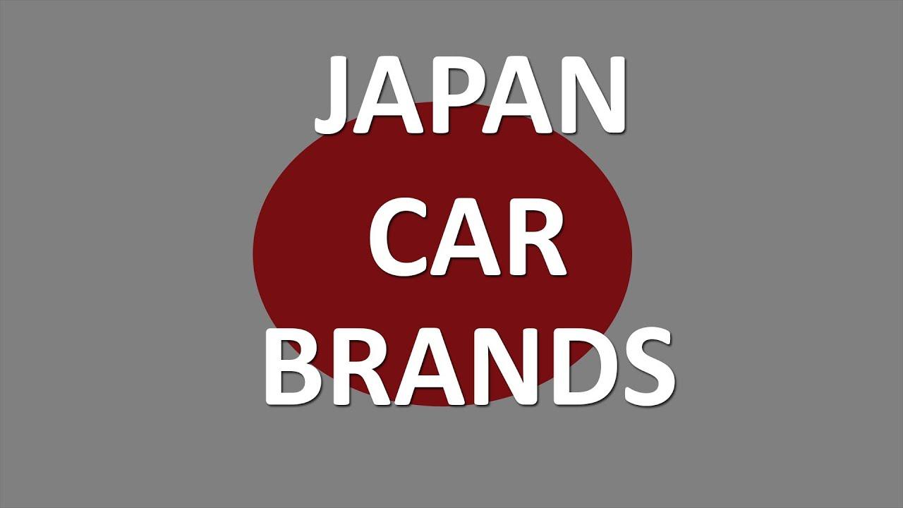 Japanese Car Brands >> Japanese Car Brands