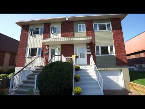 328 Rue Michaud, LaSalle, Montreal - Beautiful 3 BDRM, Renovated, Semi-detached House For SALE
