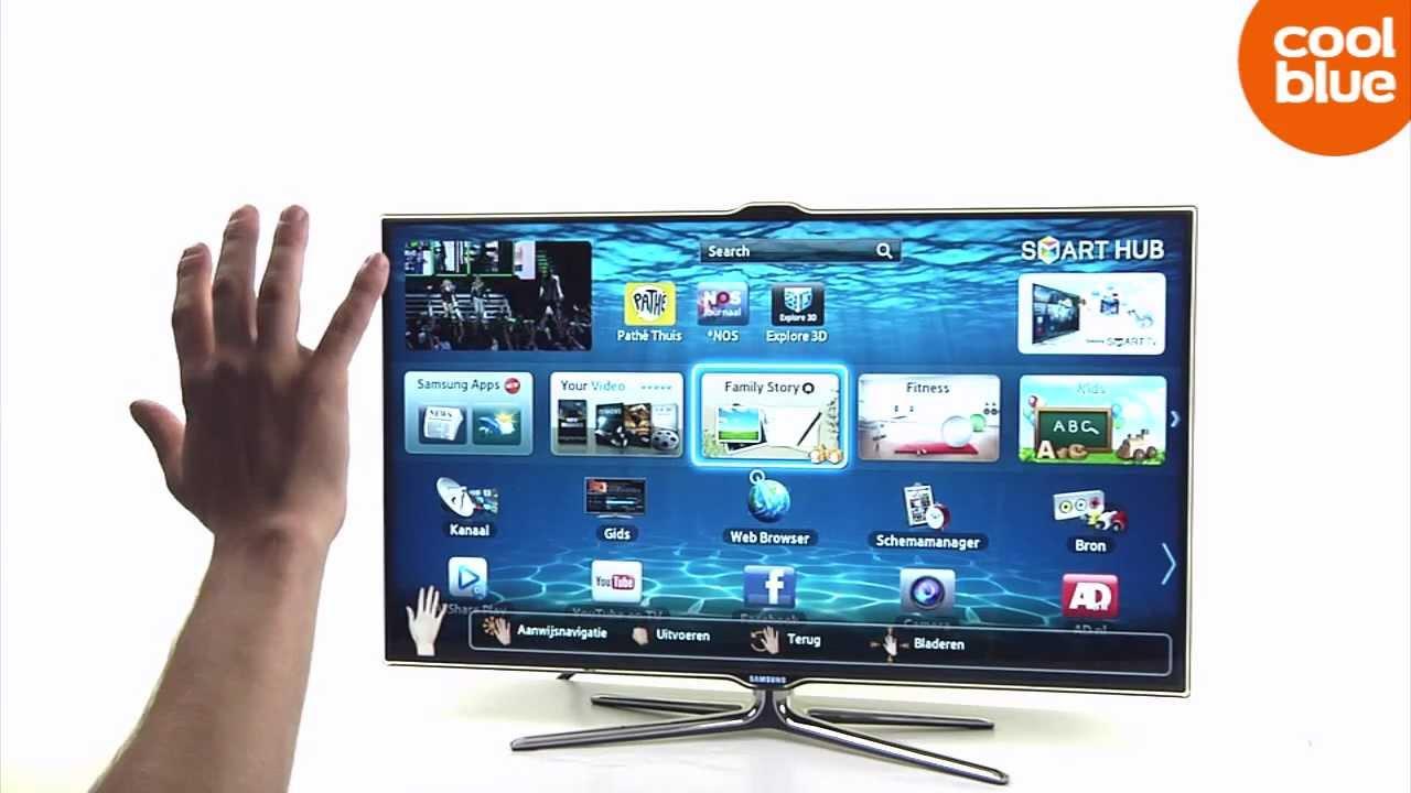 Samsung ES7000 serie (UE40ES7000, UE46ES7000 en UE55ES7000 ...