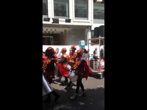 City of London School Parade